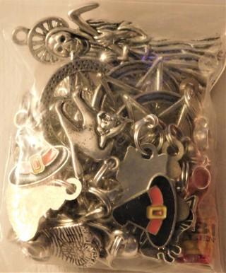 Witch Jewelry Charms