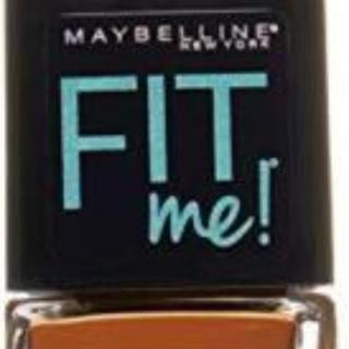 Maybelline fit me matte poreless foundation truffle NWT