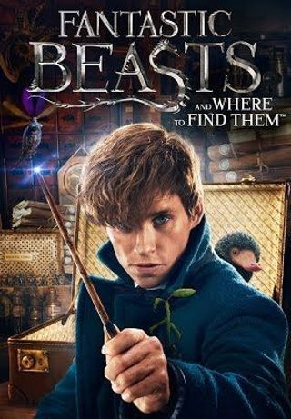 Fantastic Beasts and Where to Find Them HDX Digital Movie Code (MoviesAnywhere)
