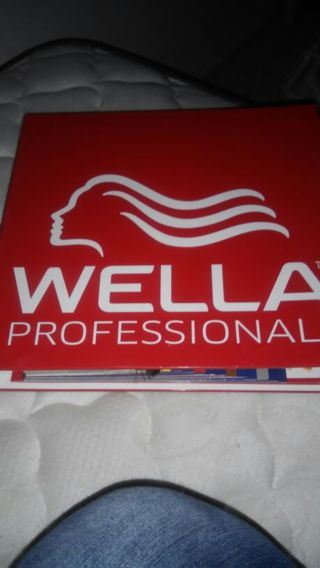Free: WELLA COLOR CHARM PROFESSIONAL SWATCH BOOK - Hair Products ...