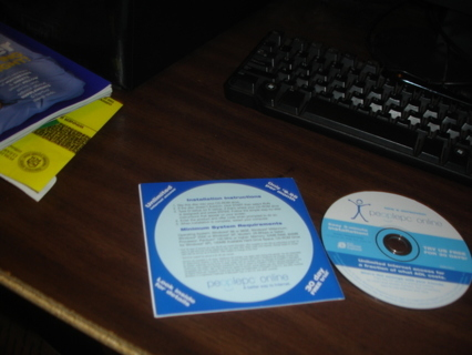 vintage peoplepc isp disc.