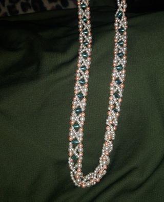 **Necklace/Braclet**