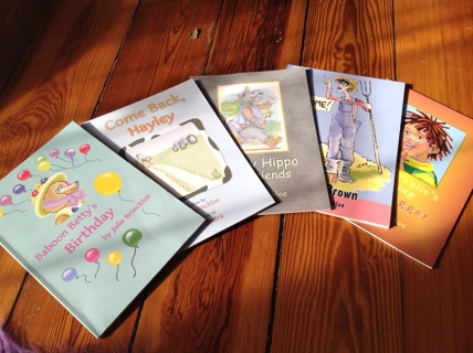 Very gently used children books