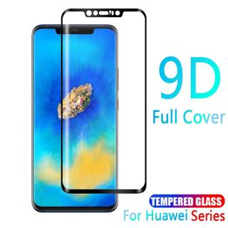 9D Tempered Glass For Huawei Mate 20 Lite Case Screen Protector For Huawei P20 Lite 9 10 Pro P10 P