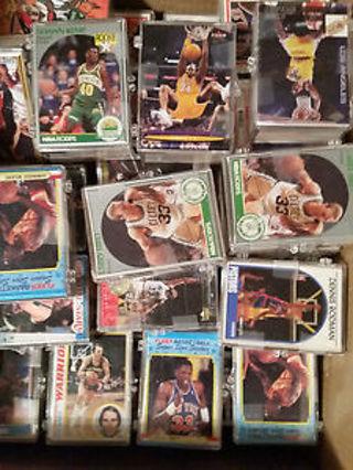 1 Random Basketball Card