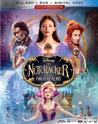 The Nutcracker & The Four Realms (Digital HD Download Code Only) **Christmas** **Keira Knightley**