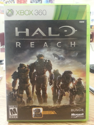 Halo Reach XBOX 360 game