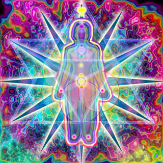 **THE HUMAN AURA & COLOR MEANINGS**PDF**Wiccan/Pagan