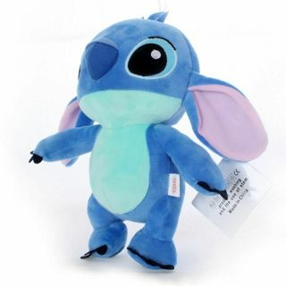 24CM Lilo and Stitch Plush Toy Soft Touch Stuffed Doll Figure Toy Birthday Gift
