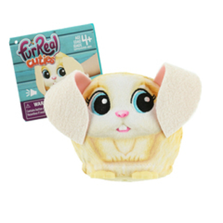 FurReal Cuties Toy with Sound Bunny
