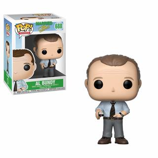 1 NEW Funko Pop! Married with Children - Al with Remote Collectible Figure Vinyl FREE SHIPPING