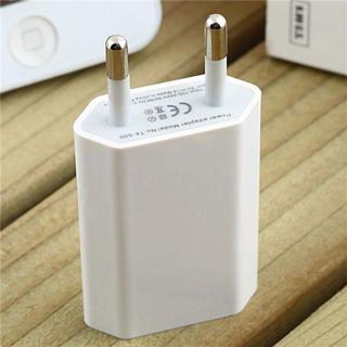 Universal Home Travel Power Wall Charger Adapter Charging Head USB Plug 2 Colors