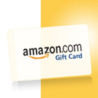 free 39 39 amazon e gift card 39 39 gift cards auctions. Black Bedroom Furniture Sets. Home Design Ideas