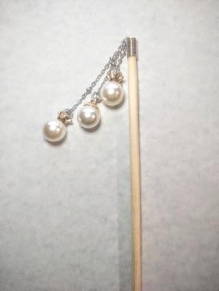 Pearl Hair Sticks - Choice One