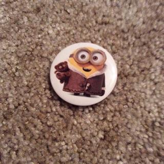 Minion pin