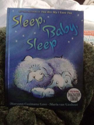 Sleep Baby Sleep Book