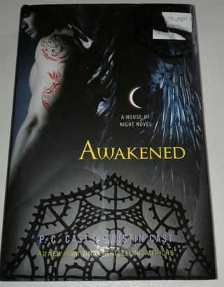 Awakened - By P.C. CAST & KRISTEN CAST