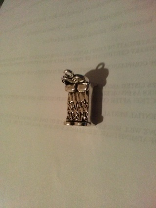 Sweet Dreams Bed Charm