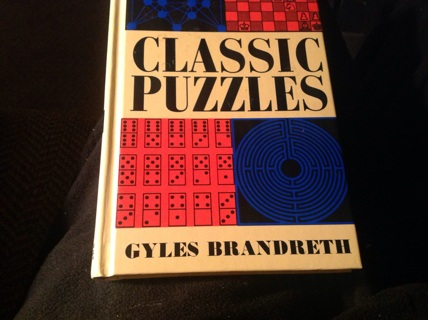 CLASSIC PUZZLES by GYLES BRANDRETH