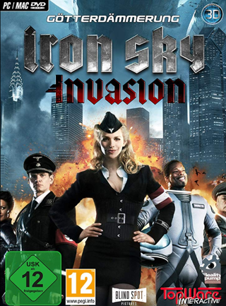 Iron Sky Invasion steam key
