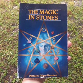 THE MAGIC IN STONES ☽✪☾ Crystals Runes Divination Wicca Witchcraft Witch Magick FREE SHIPPING