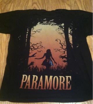 Paramore Tee Shirt