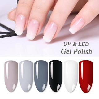 Opale Gel Polish UV Nail Art Vernis à Ongles Semi-permanent Manucure BORN PRETTY