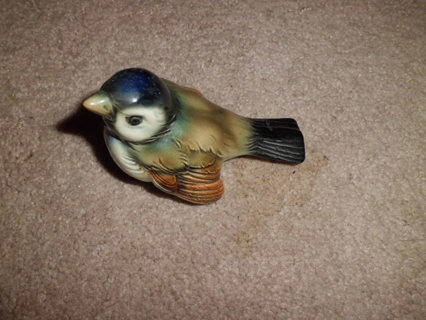 ANTIQUE GOEBEL GERMANY 3-D BIRD FIGURE XLNT COND FREE SHIPPING!!