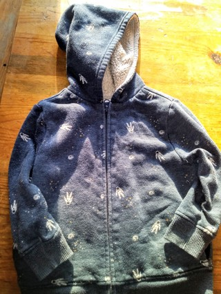 Toddler boy coat