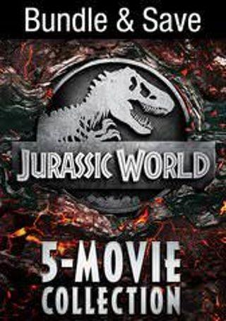 Jurassic 5-Movie Collection InstaWatch