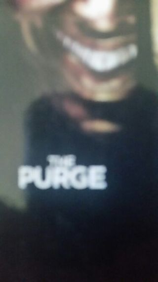 The purge digital copy