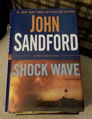 Shock Wave - John Sandford