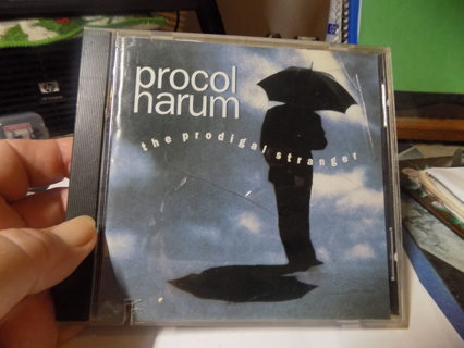 Procol Harum the Prodigal Stranger CD