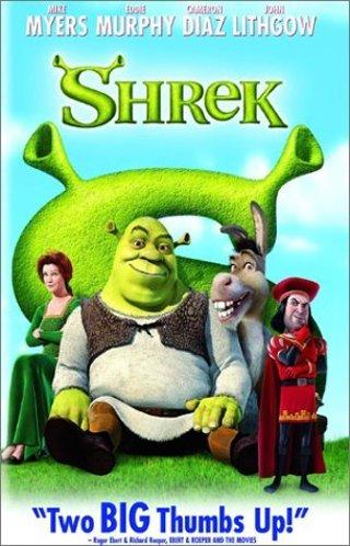 Shrek dvd 2 disc special edition