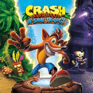 Crash Bandicoot Nsane Trilogy PC CODE
