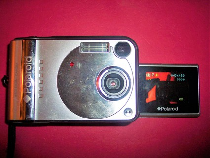Polaroid a500 5 MP Digital Camera