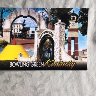 Bowling Green, KY Postcard