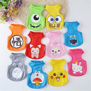 Newly Small Pet Dog Cat Clothes Fashion Costume Vest Puppy T-Shirt Summer
