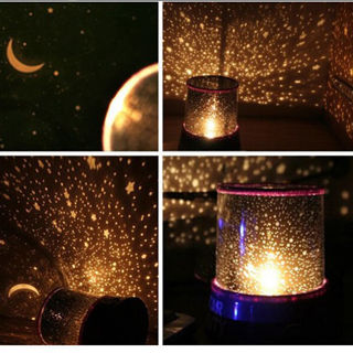 Bring the Magic of a Starlit Sky Inside!