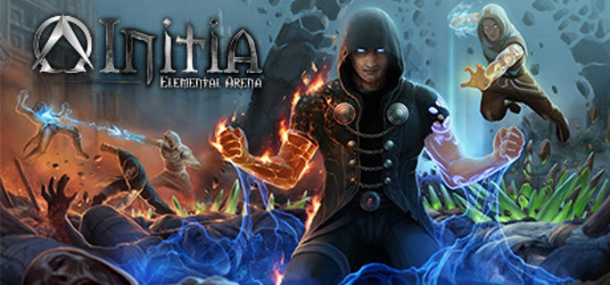 *STEAM* Initia: Elemental Arena