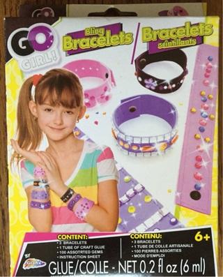 Bling Bracelets- Creative Craft Kit