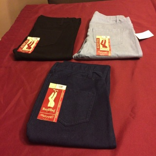 3 New Women's Jegging Sz: Small (4-6)