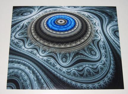 ▨▨ Alien Ship ▨▨ Large Fractal Artwork by Stan Ragets