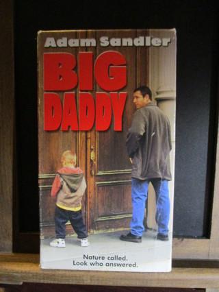 Big Daddy - VHS