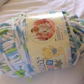 10.5 Oz BERNATBaby Blanket Yarn .