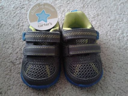 NWT Baby boy shoes size 3