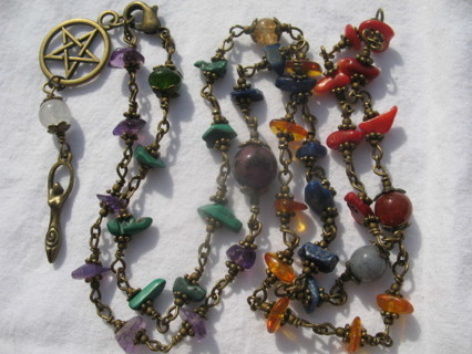 Witches Rosary ~ Necklace! *Don't Miss Out!*