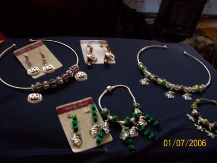 Halloween Earrings, Bracelets, Necklaces!not a Lot! Choice! Pumpkins, Ghosts, Witches, Spiders,