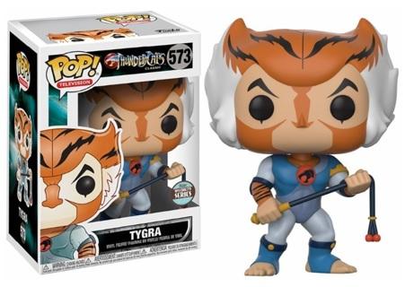 1 NEW Funko Pop! Thundercats Tygra Vinyl Figure FREE SHIPPING