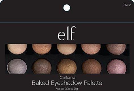 E.l.f baked eyeshadow palette! ❤